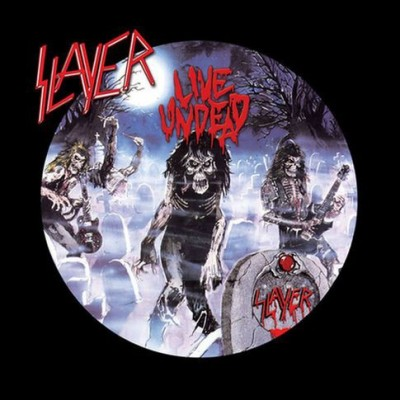 SLAYER: LIVE UNDEAD LP