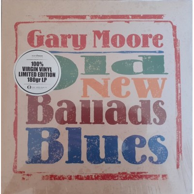 Moore Gary: Old New Ballads...