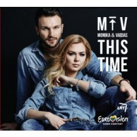 MONIKA & VAIDAS: THIS TIME CDSingle