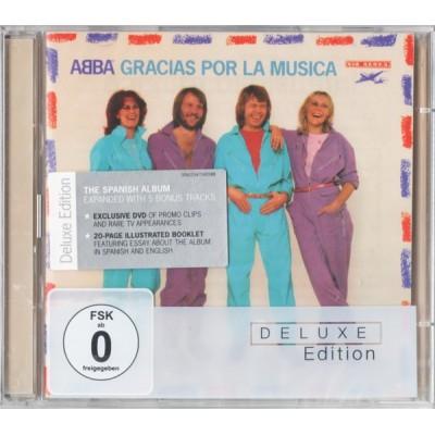 ABBA: GRACIAS POR LA MUSICA...