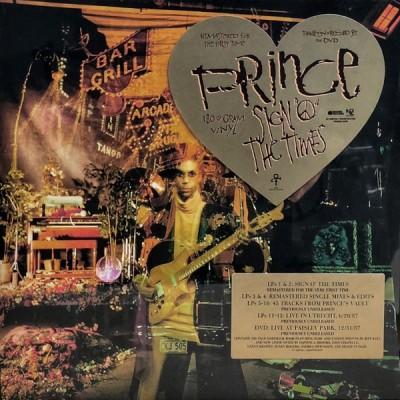 Prince: Sign O' The Times...