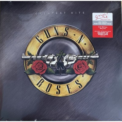 GUNS N' ROSES: GREATEST...