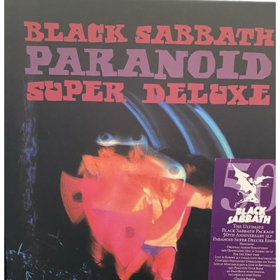 Black Sabbath: Paranoid 5LP...