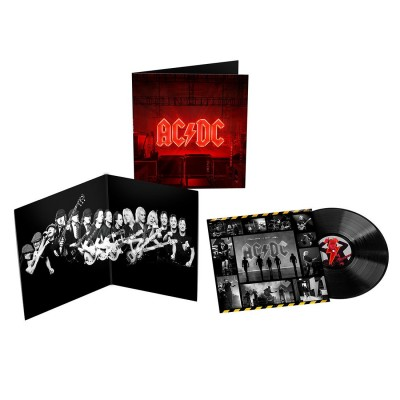 AC/DC: POWER UP 1LP