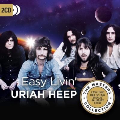 URIAH HEEP: EASY LIVIN' 2CD