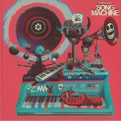 Gorillaz: Song Machine,...
