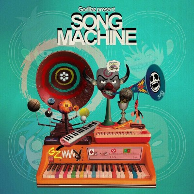 Gorillaz: Song Machine,...