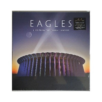 Eagles: Live From The Forum...