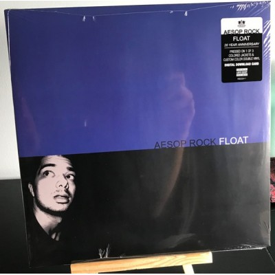AESOP ROCK: FLOAT -COLOURED...