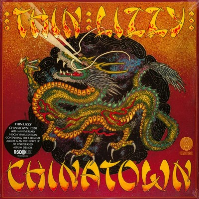 Thin Lizzy: Chinatown RSD...