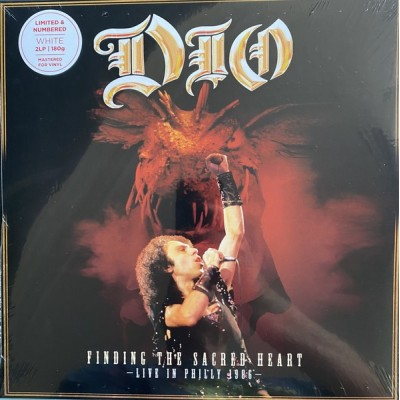 Dio: Finding The Sacred...