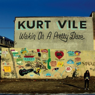 VILE KURT: WAKIN ON A...