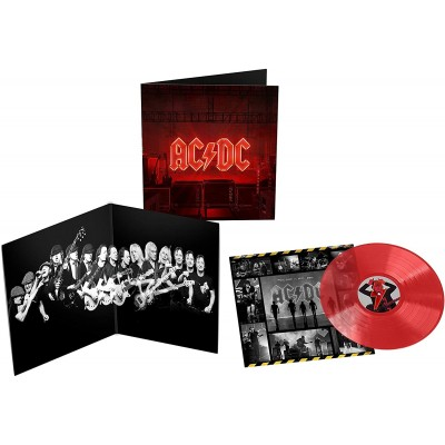 AC/DC: POWER UP -RED 1LP