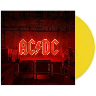 AC/DC: POWER UP -YELLOW 1LP