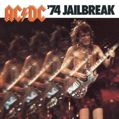 AC/DC: 74 JAILBREAK CD dgp