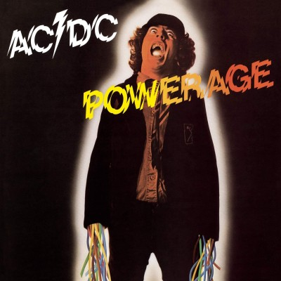 AC/DC: POWERAGE CD dgp