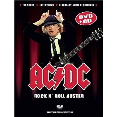 Ac/Dc: Rock N'roll CD/DVD