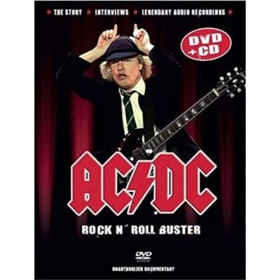 Ac/Dc: Rock N'roll CD/DVD