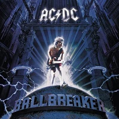 AC/DC: BALLBREAKER CD dgp