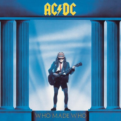 AC/DC: WHO MADE WHO CD dgp
