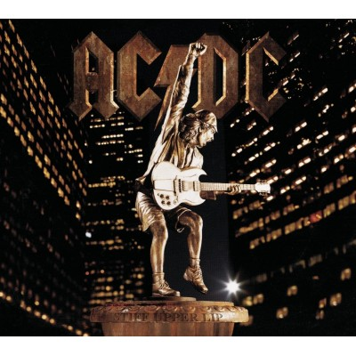 AC/DC: STIFF UPPER LIP CD dgp