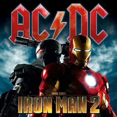 AC/DC: IRON MAN 2 CD