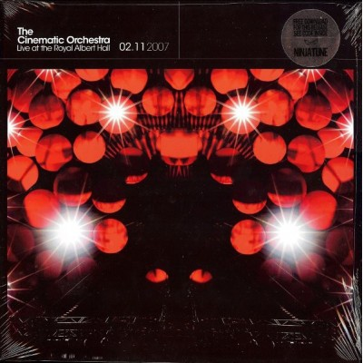 CINEMATIC ORCHESTRA: LIVE...
