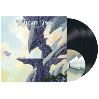 FLOWER KINGS: ISLANDS 3LP/2CD