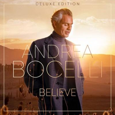 BOCELLI ANDREA: BELIEVE 1CD...