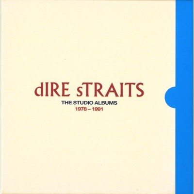 DIRE STRAITS: THE STUDIO...