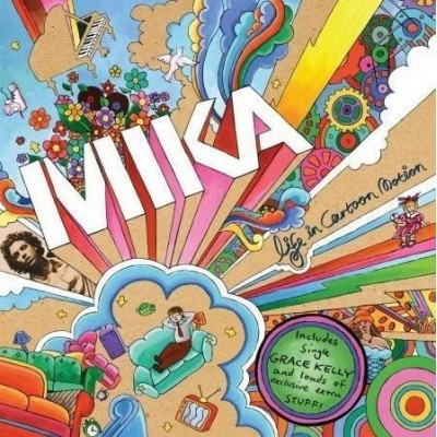 MIKA (8): LIFE IN CARTOON...
