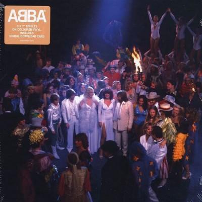 ABBA: SUPER TROUPER 3X7in