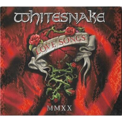 Whitesnake: Love Songs CD