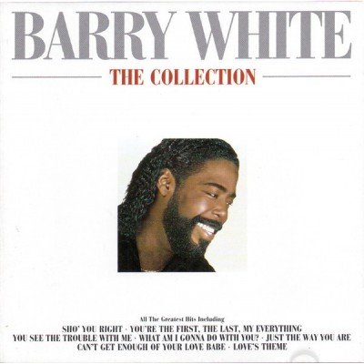 WHITE BARRY: THE COLLECTION CD