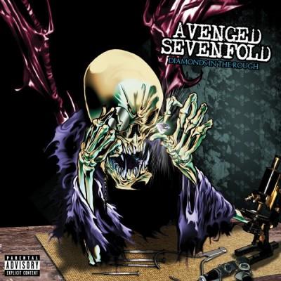 AVENGED SEVENFOLD: DIAMONDS...
