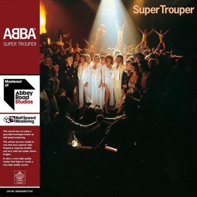 ABBA: SUPER TROUPER 2LP