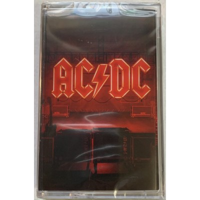 AC/DC: POWER UP -GREY CASSETTE