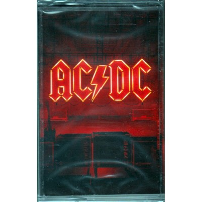 AC/DC: POWER UP -RED CASSETTE
