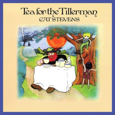 STEVENS CAT: TEA FOR THE...