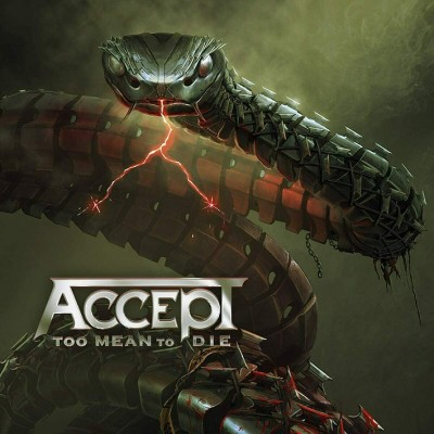 ACCEPT: TOO MEAN TO DIE 1CD
