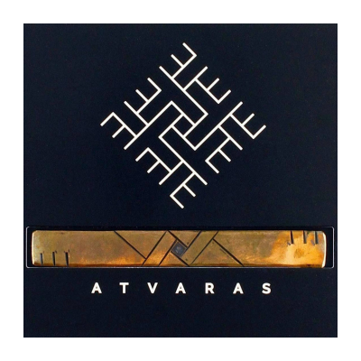 ANDAJA: ATVARAS CD dgp