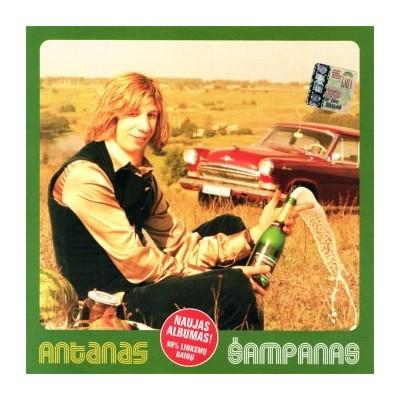ANTANAS: SAMPANAS 1CD