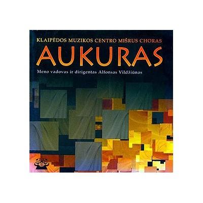 AUKURAS:  CD