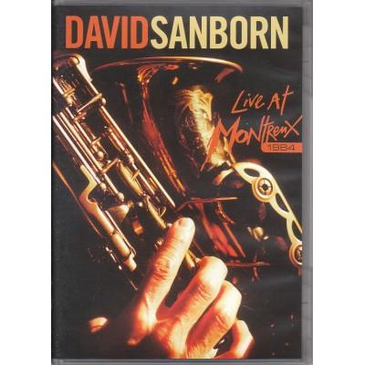 SANBORN DAVID: LIVE AT...
