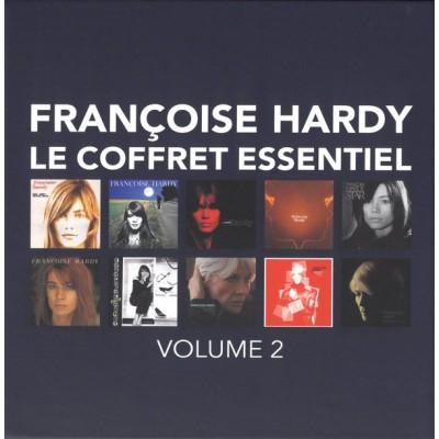 FRANÇOISE HARDY: LE COFFRET...