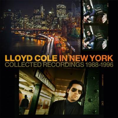COLE LLOYD: IN NEW YORK...
