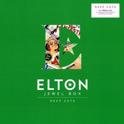 JOHN ELTON: JEWEL BOX-DEEP...