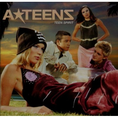 A TEENS: TEEN SPIRIT CD