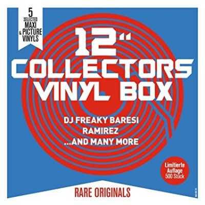 "VARIOUS: 12"" Collector's..."