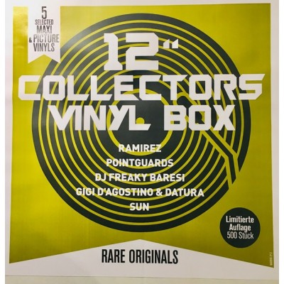 """VARIOUS: 12"""" Collector's..."""